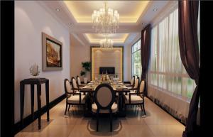 欧式玄关餐桌