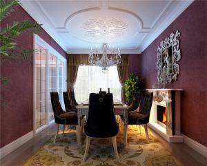简易欧式家具餐桌图片