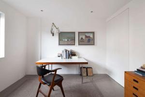 超简易家庭书房装修效果图