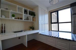 三居室小书房装修风格