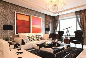 公寓欧式实木茶几图片欣赏