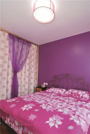 卧室二层床高清图片