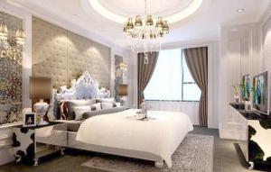 欧式装修卧室设计