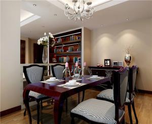 简约欧式家具餐桌图片