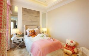 童年卧室儿童床