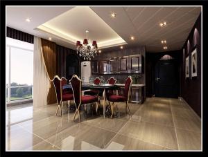 新古典餐厅餐桌
