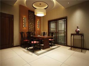 新古典客厅小餐桌