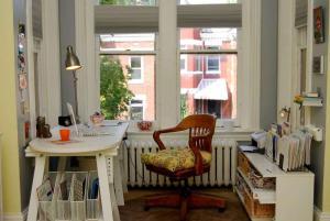 一室一厅时尚小书房装修风