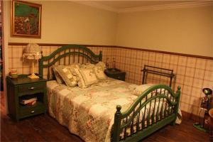 田园风格床家具