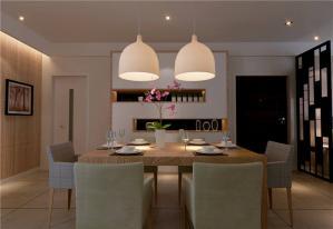 小客厅餐桌设计