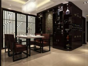 好看的中式餐桌�D片