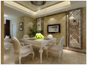 家居白色餐桌