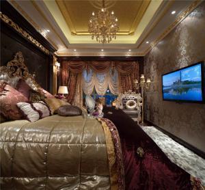 小清新卧室电视柜