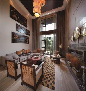 新古典现代客厅茶几