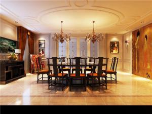 时尚小户型客厅餐桌图片