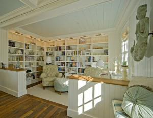 阳光照射阳光书房装修效果图