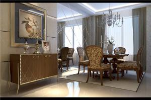 家装欧式餐桌