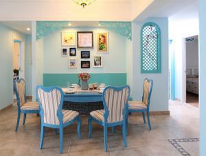 饭厅餐桌风格