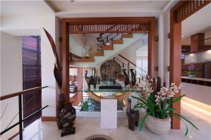 小户型实木客厅家具图片