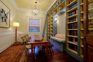 古色古香古典书房装修效果图