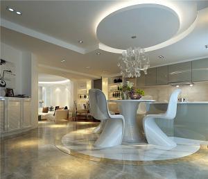 温馨厨房餐桌