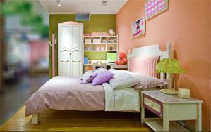 时尚卧室儿童床