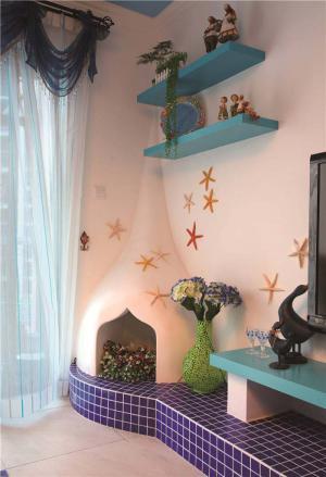 豪华客厅家具图片