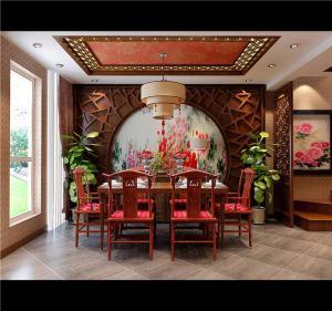 简易饭厅餐桌图片