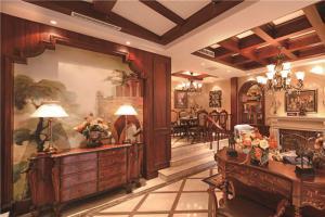 现代欧式家具茶几图片
