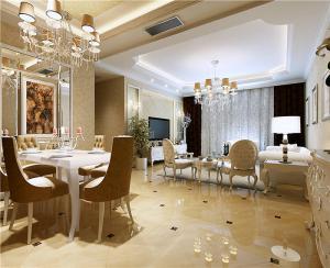 时尚欧式家具餐桌图片