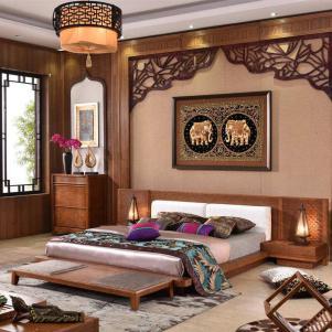 榻榻米床卧室设计图展示