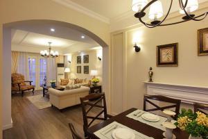 三房两厅小美式风格