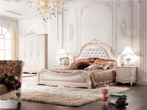家具床法国家具