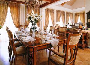 公寓欧式餐桌图片