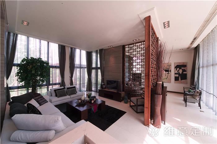 豪华客厅家具
