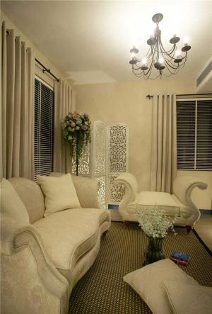 小清新简欧客厅家具