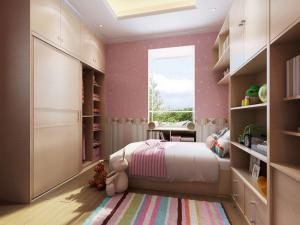 多功能房儿童房