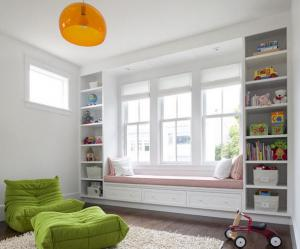 90平方米小孩书房装修效