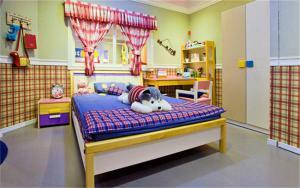 卧室儿童床图集