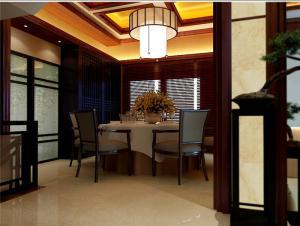 简约餐桌设计