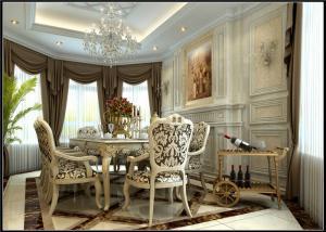 热门欧式家具餐桌