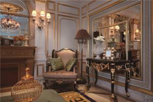 实木客厅组合沙发