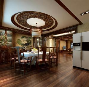 简约小户型客厅餐桌图片