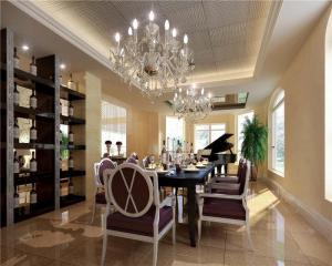 公寓小户型客厅餐桌图片