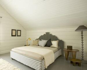小户型装修卧室床款式