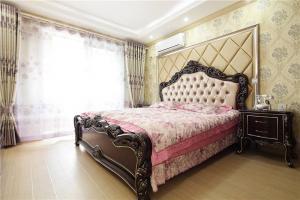 卧室二层床素材高清