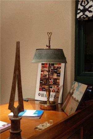 典雅美式书桌