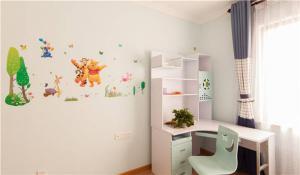儿童简易书柜实拍图