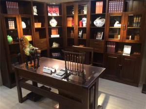 古雅风中式书桌