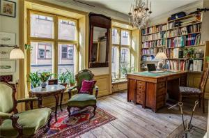 美式复古新款书柜